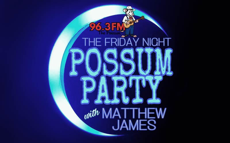 Friday Night Possum Party