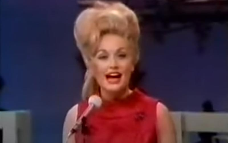 Dolly Parton on Porter Waggoner Show
