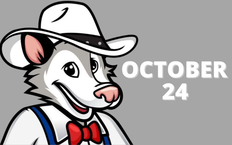 October 24